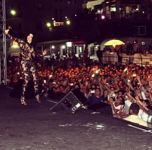 Best Collection : Ms Haifa Wehbe, Jennifer Lopez imitation