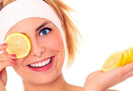 Praktek Menggunakan Lemon Dan Jeruk Obati Jerawat Ampuh Alami