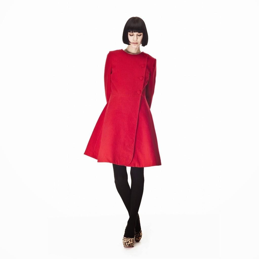 Kling Gauguin red coat