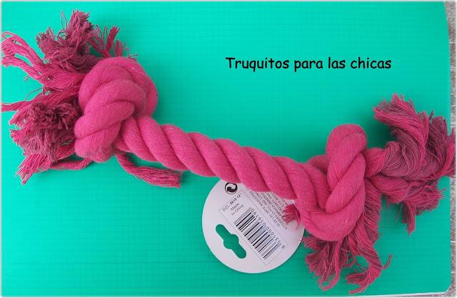 cuerda para perros