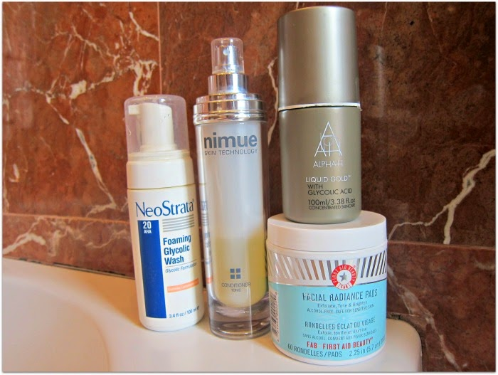 Acid Skincare Favourite Beauty Products