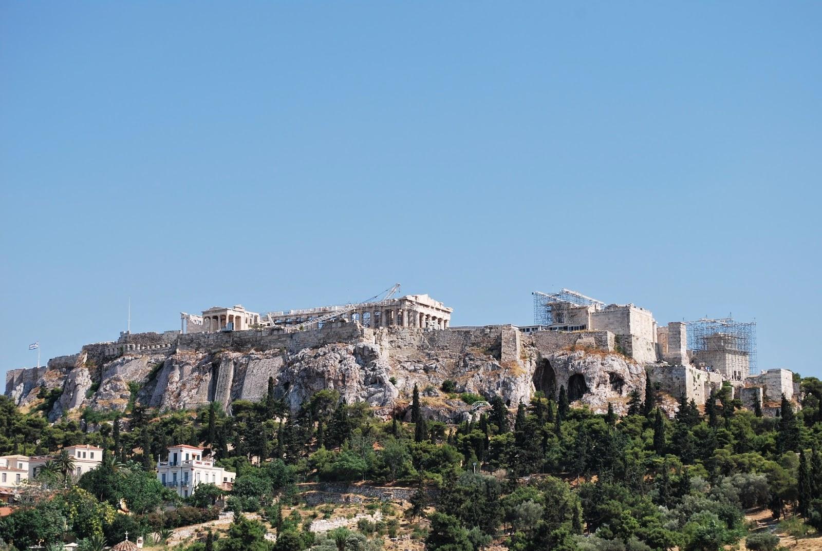 Athènes, Parthénon
