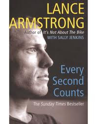 Every second counts-Lance Armstrong , Every second counts , Lance Armstrong autobiography , sally jenkins books, Autobiograpies, BBC Top 100 Novels Collection, best selling books,