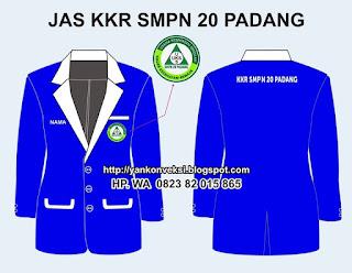 JAS ALMAMAER KKR SMPN 20 PADANG