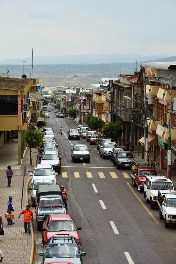 Montecristi parking