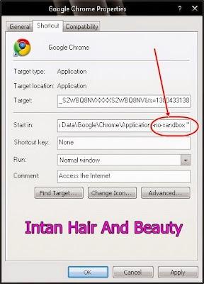 Alive Zainul Terik Mengatasi Google Chrome Tidak Bisa Browsing