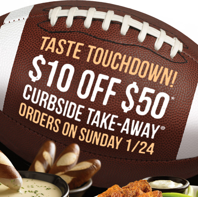 Outback steakhouse curbside take away