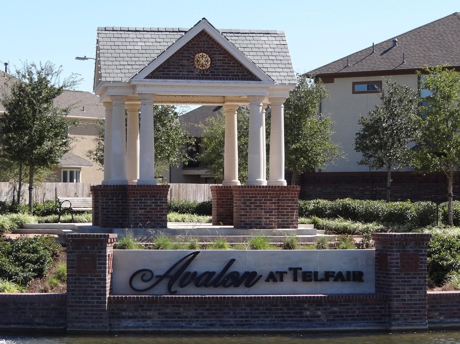 Telfair model home park