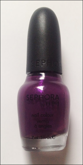 Sephora by OPI Who's Spinning Tonight?