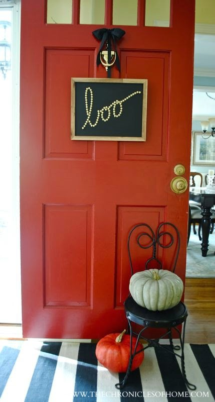 Easy Halloween Decor And 200 Target Giveaway