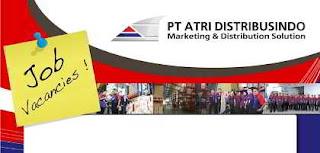 Lowongan Kerja Sales Supervisor PT Atri Distribusindo