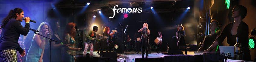 femous orchestra - das Künstlerinnen Kollektiv