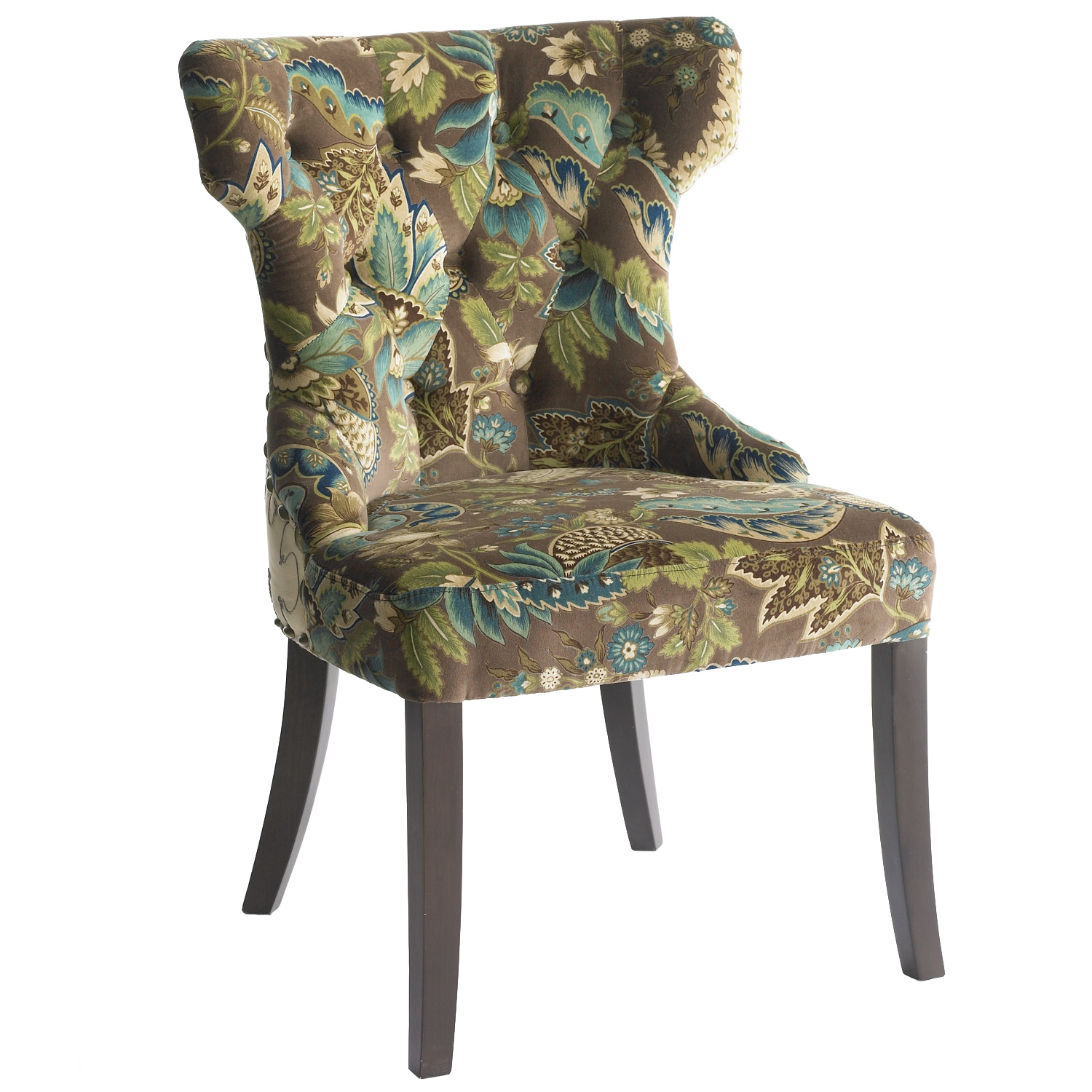 The bold and the beautiful strutting with peacock - Pier one peacock chair ...