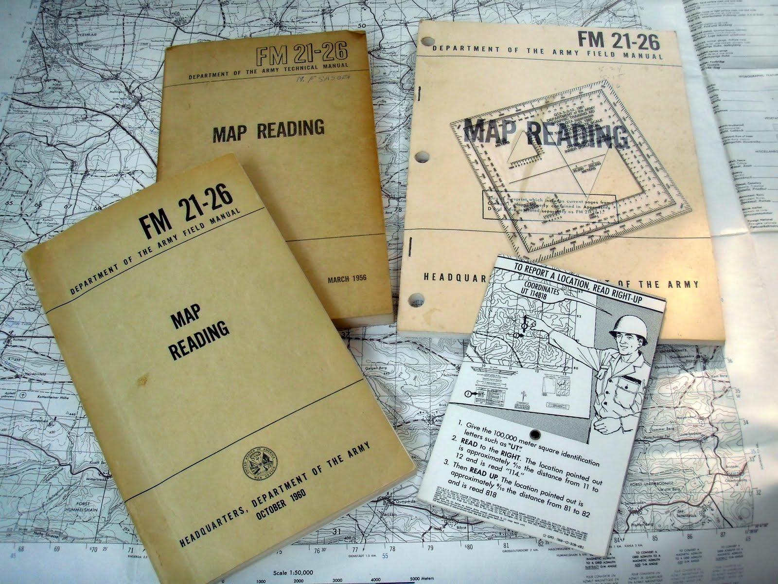 The US Armyu0027s standardized land navigation u0027systemu0027