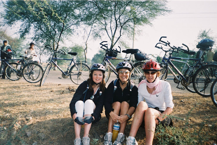 My 400 kilometre bike ride in India