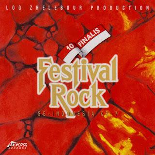 Various Artists - 10 Finalis Festival Rock (Se-Indonesia Ke-VII) on iTunes