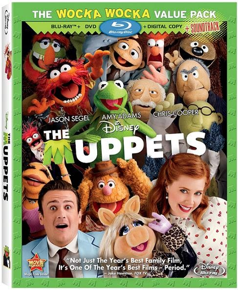 The Muppets (Los Muppets)(2011) m720p BDRip 2.1GB mkv Dual Audio AC3 5.1 ch