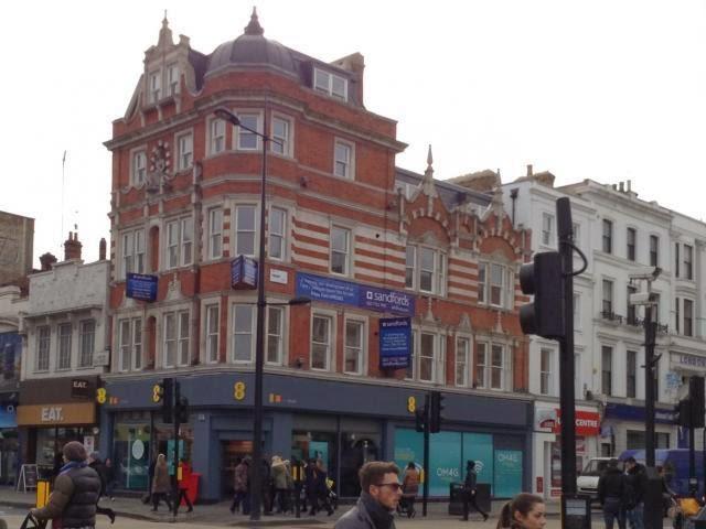 倫敦康登鎮建案