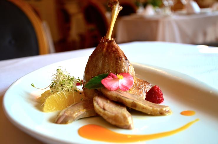 Gastronomia for Que es la cocina francesa