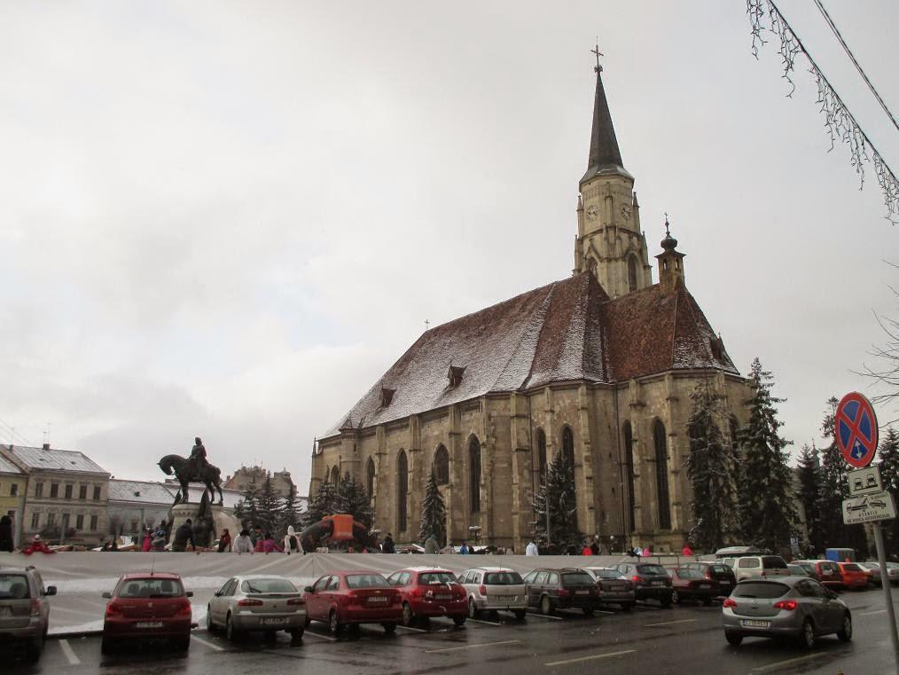 Kolozsvári Szent Mihály-templom