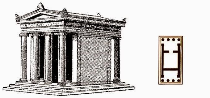 Храм Ники Аптерос на афинском