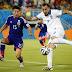 Japón y Grecia aburrieron con su 0-0