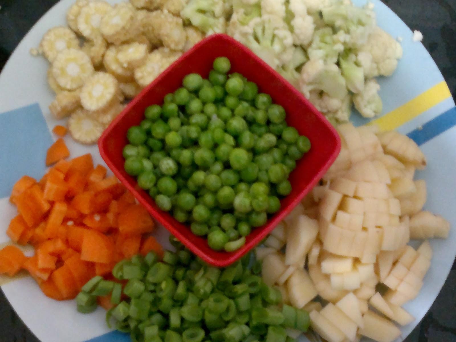 Mazedar recipes baked vegetables in white sauce baked vegetables in white sauce forumfinder Choice Image