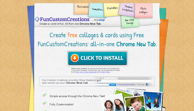 FunCustomCreations Toolbar