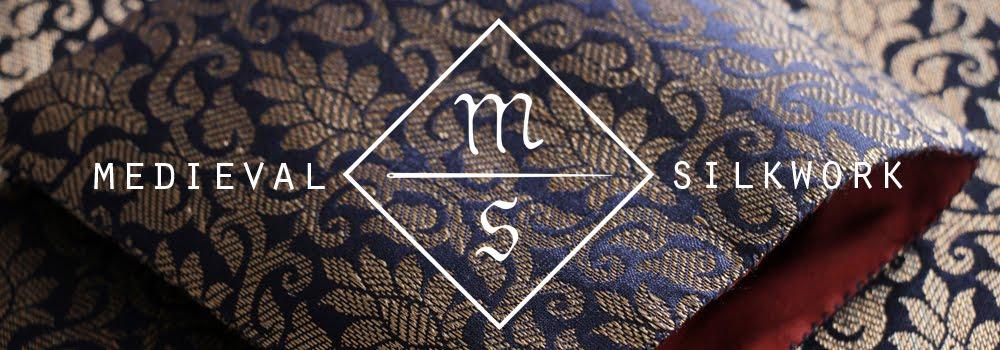 Medieval Silkwork