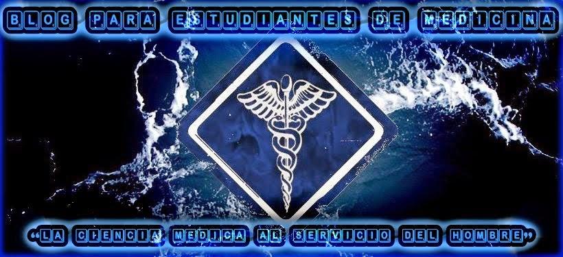 BLOG PARA ESTUDIANTES DE MEDICINA