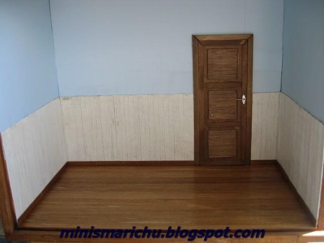 Las minis de marichu friso for Friso madera pared