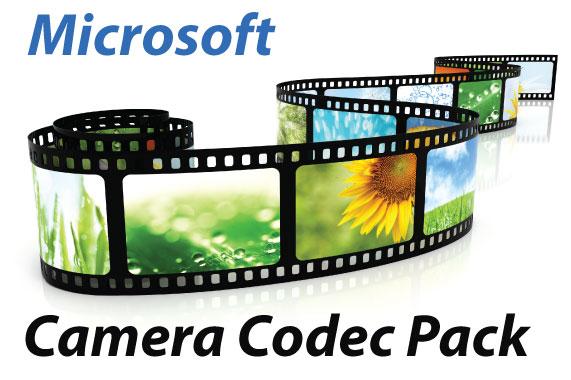 Microsoft Camara Codec pack