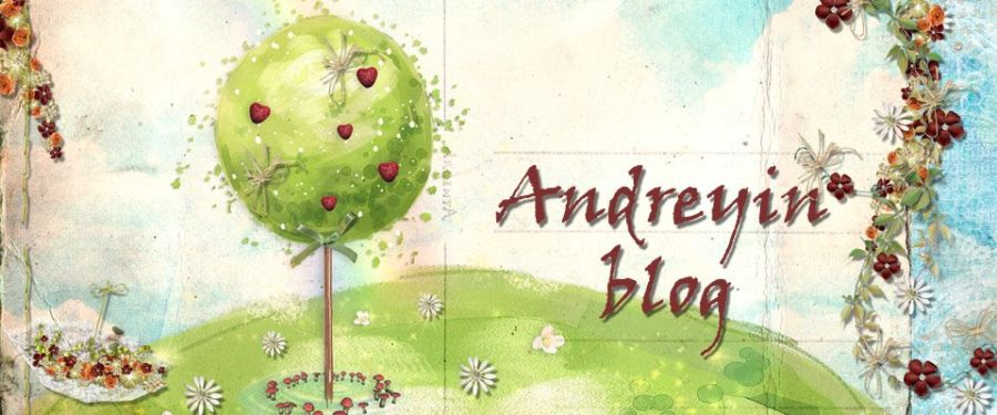 Andreya - blog