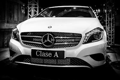 Presentación del nuevo Mercedes-Benz Clase A en Ushuaïa Ibiza Beach Hotel