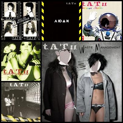 tatu discography download