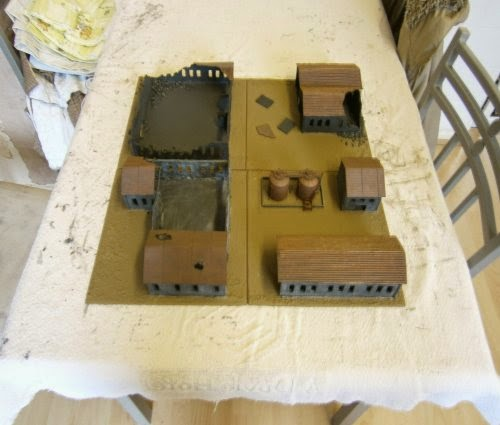Making Stalingrad Ruined Factories Picture 12