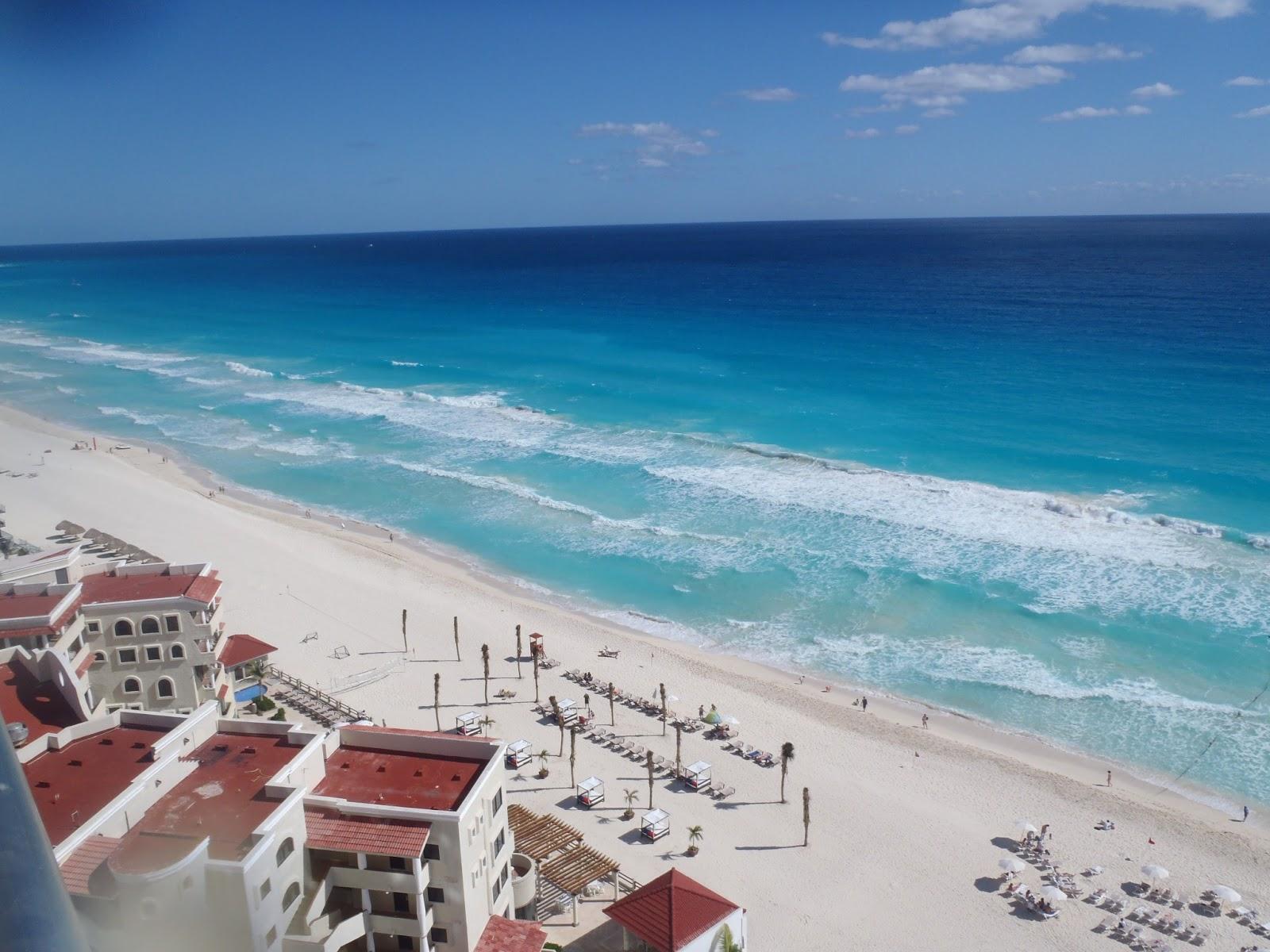 dec 2012 christmas in cancun