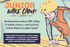 Laguunin Junior Wake Camp 4-6.6.