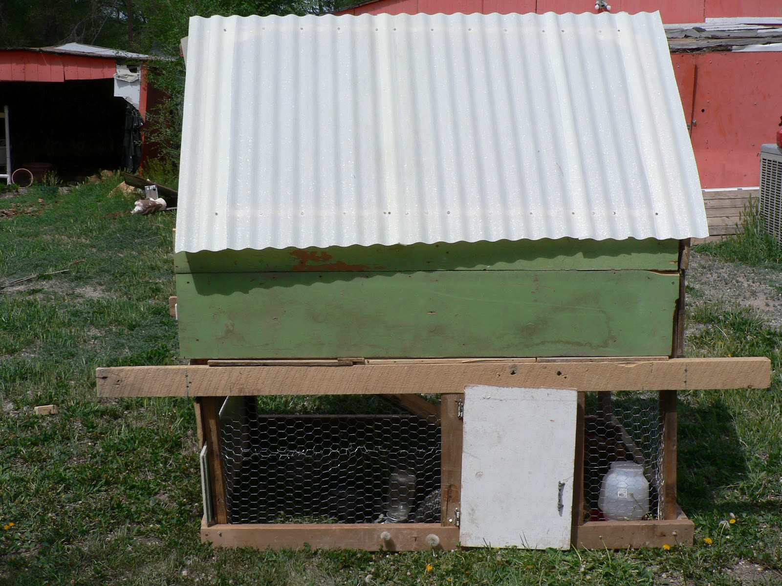 August 2016 coopy co for Portable coop
