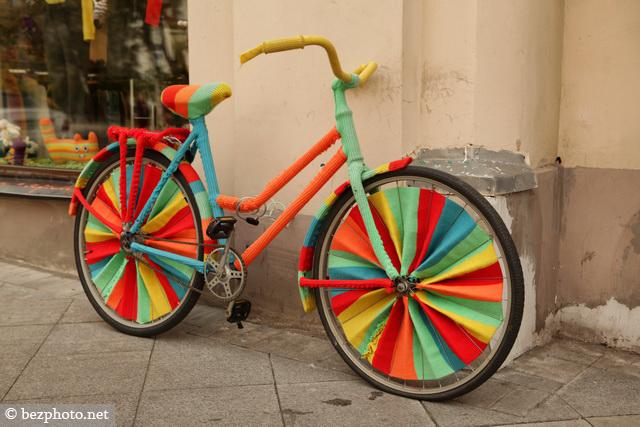 необычные велосипеды мира фото