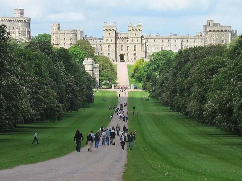 英國溫莎城堡