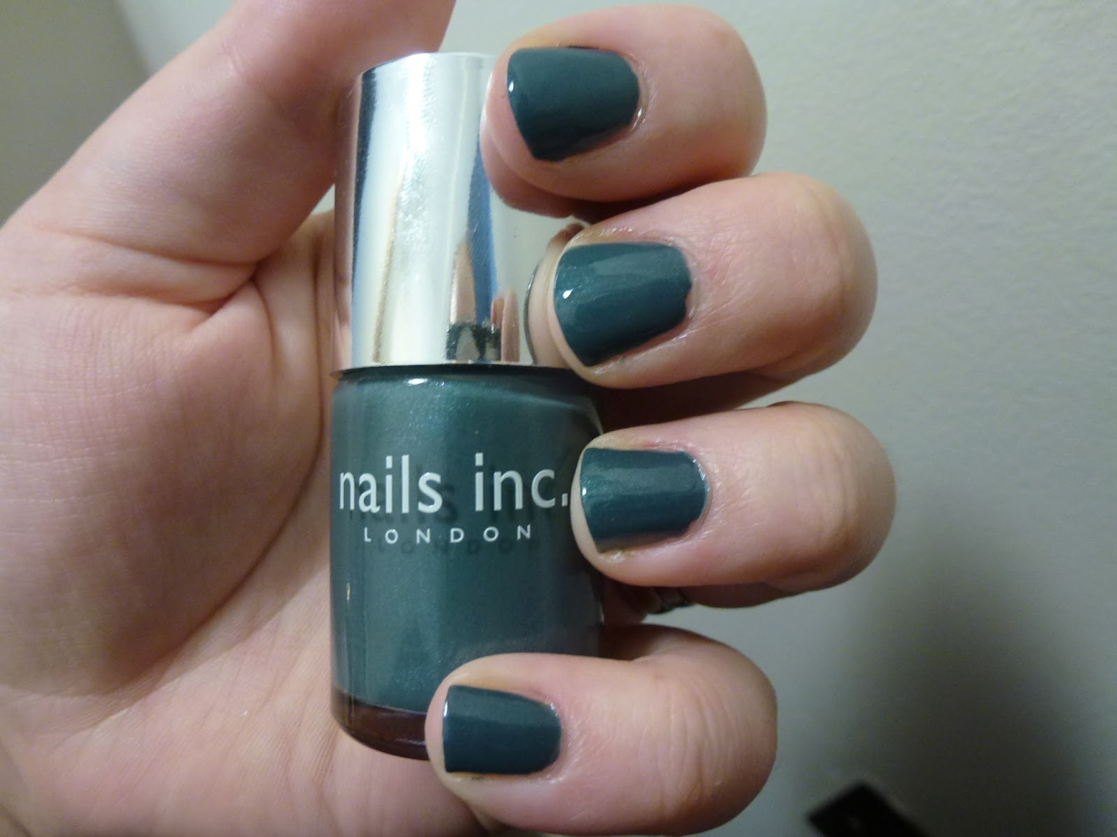 Nails Inc Polishes From