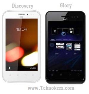 Harga IMO Glory dan Discovery