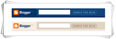 Blogger Navigation Bar