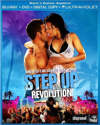 Step Up 4 Revolution (2012) 720p BRRip 880MB mkv Dual Audio