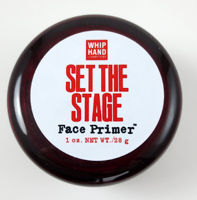 Whip Hand Cosmetics Set the Stage Face Primer