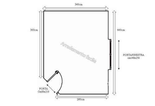 Come progettare una cabina armadio con spazi ristretti for Progettare una cabina di tronchi online