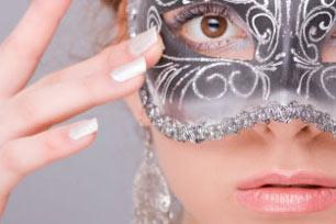 DUNIA SENI VISUAL: Contoh Topeng Mata
