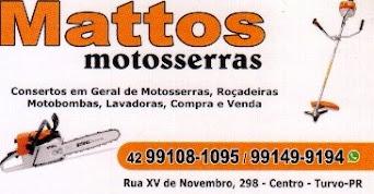 Consertos em Geral de Motosseras, Roçadeiras, Motobombas, Lavadoras, Compra e Venda.