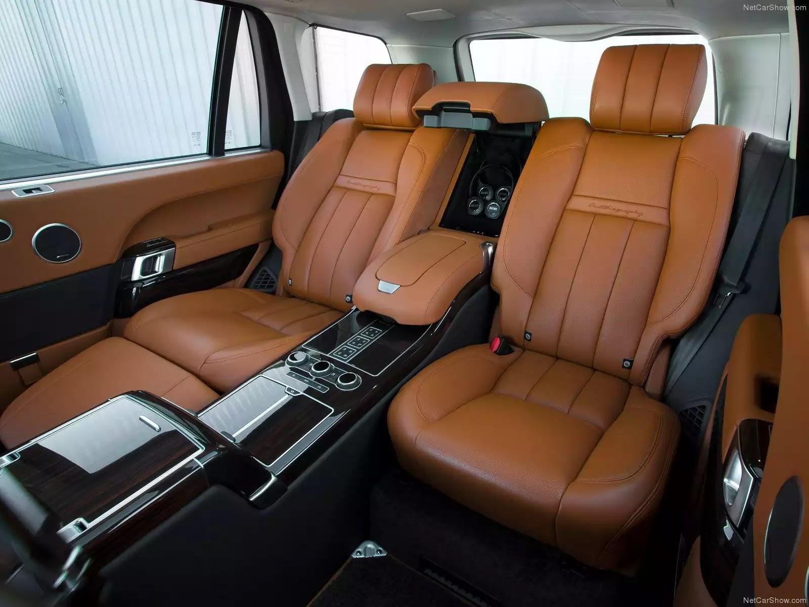Hình ảnh xe ô tô Land Rover Range Rover LWB 2014 & nội ngoại thất